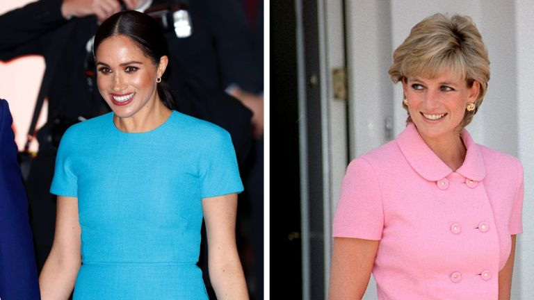 Princess Diana and Meghan Markle shared this one dream