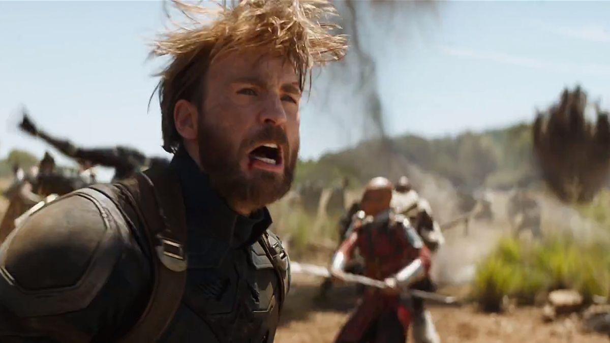 """Avengers: Infinity War has a final battle that is """"25 pages"""" long, making it (probably) the longest in MCU history"""
