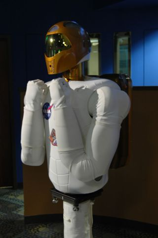 Robonaut 2, the first human-like robot designed for use in space, is ready for launch.