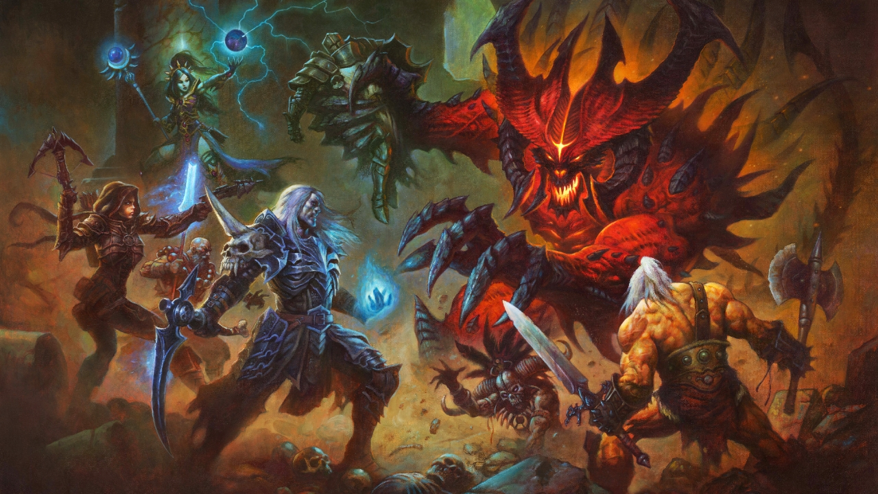 Diablo 3 on Switch is the perfect port for local co-op demon-slaying