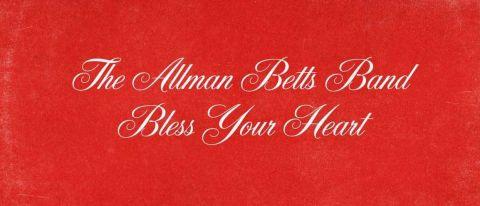 Allman Betts Band: Bless Your Heart