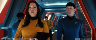 'Star Trek: Short Treks' Review: Did Spock Just Laugh in 'Q&A'?
