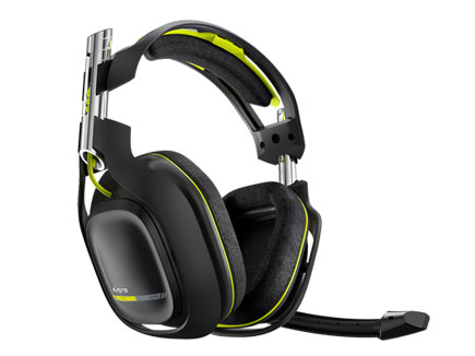 48786528b98 The Astro A50 delivers excellent comfort and rich wireless surround sound  for serious gamers.