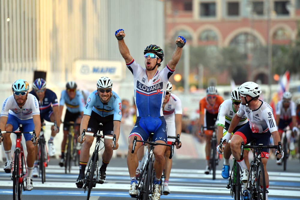 966acaafc Peter Sagan wins World Championships road race for second consecutive year  - Cycling Weekly