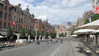 Leuven in Belgium.