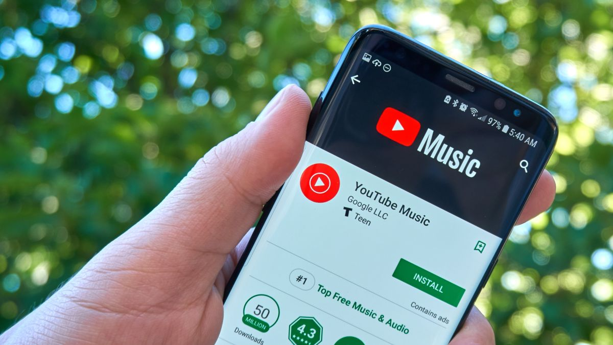 Youtube Music Everything You Need To Know Techradar