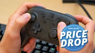 Nintendo Switch Pro Controller deal