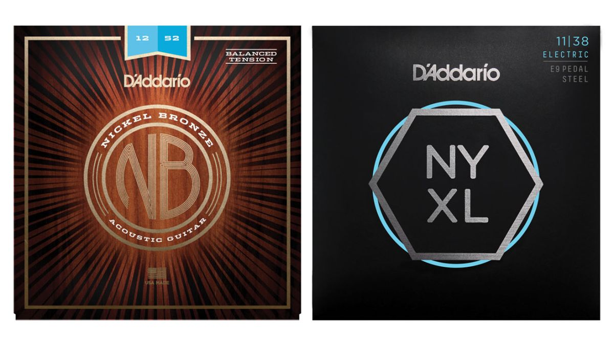 musikmesse 2017 d 39 addario releases balanced tension nickel bronze acoustic and nyxl pedal steel. Black Bedroom Furniture Sets. Home Design Ideas