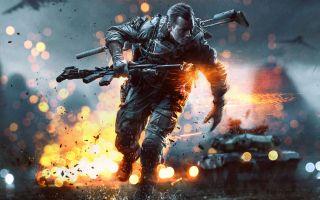 DICE LA worked prominently on Battlefield 4