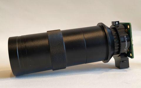 Raspberry Pi Microscope