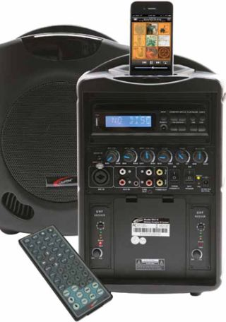 Next Big Thing: Califone's iPod Wireless Portable PA System