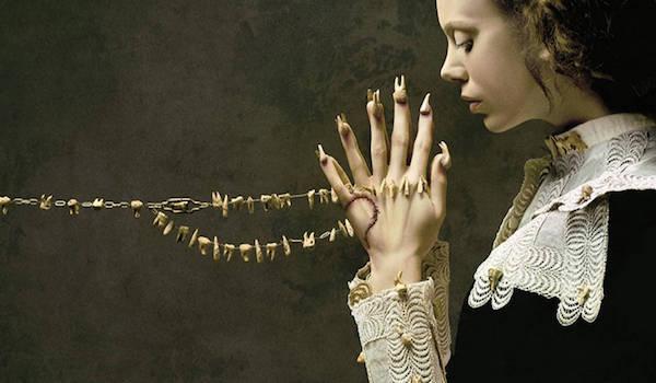 american horror story roanoke colonial woman teeth