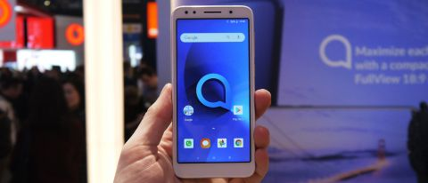 Hands on: Alcatel 1X (2018) review | TechRadar
