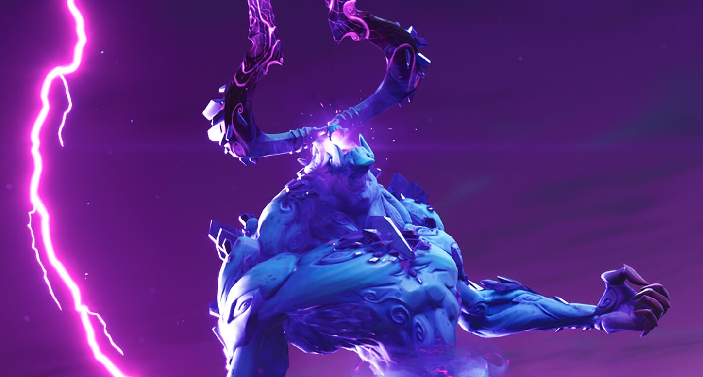 Fortnite Halloween Event Lets You Murder The Storm King Pc