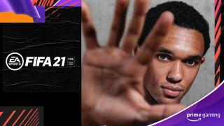 FIFA 21 Prime Gaming promo
