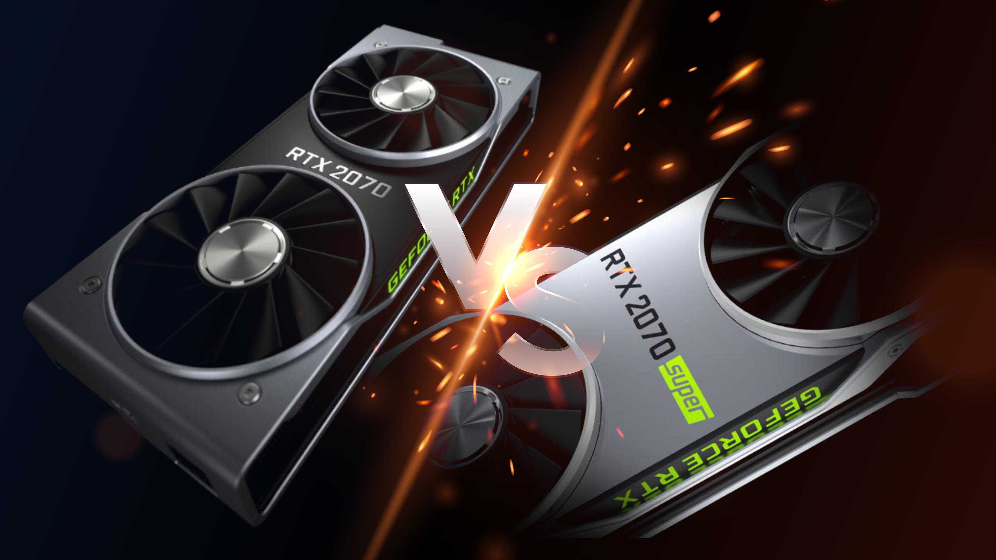 Nvidia GeForce RTX 2070 Super vs RTX 2070 | TechRadar