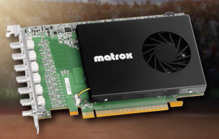 Matrox Launches High-Density 12G SDI I/O Cards