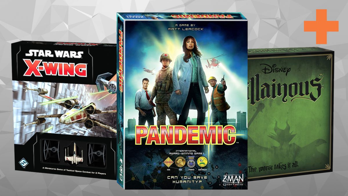 Best Board Games 2020.The Best Board Games 2019 Gamesradar