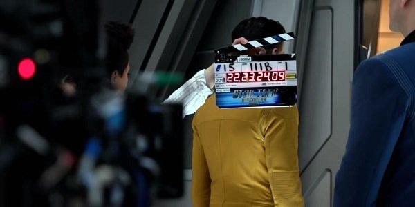 Yellow Shirt Guy Star Trek: Discovery CBS All Access