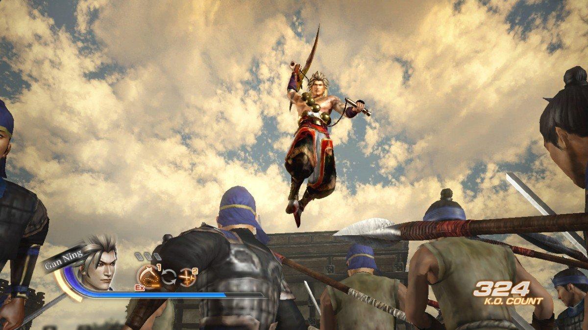 Dynasty Warriors 7 Character And Combat Screenshots #16489