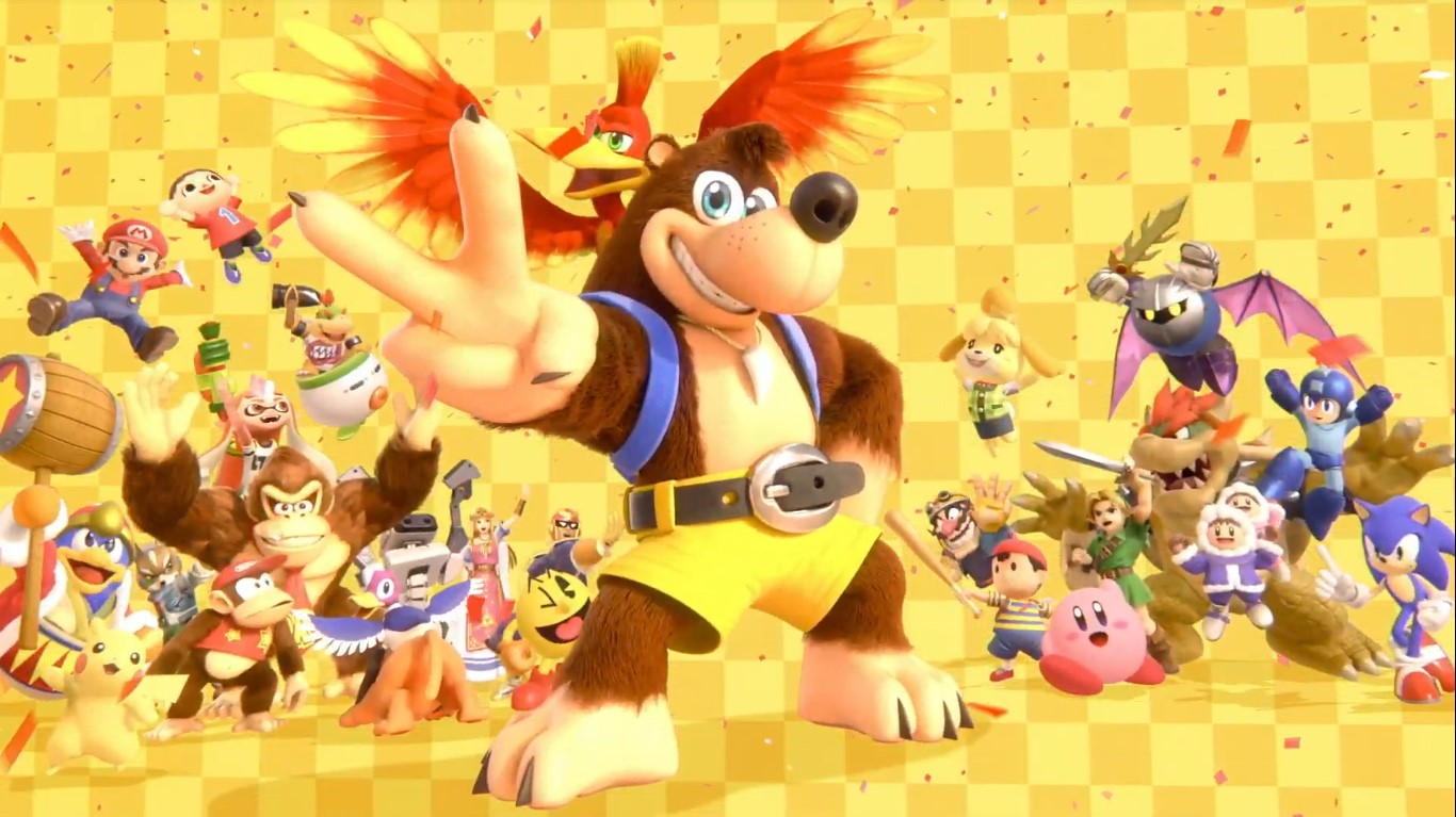 Nintendo E3 2019 Recap Breath Of The Wild 2 Banjo Kazooie In Smash