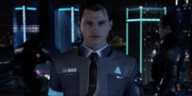 Detroit: Become Human Is Coming In May