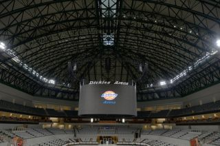 L-Acoustics Install at Dickies Arena by Electro Acoustics