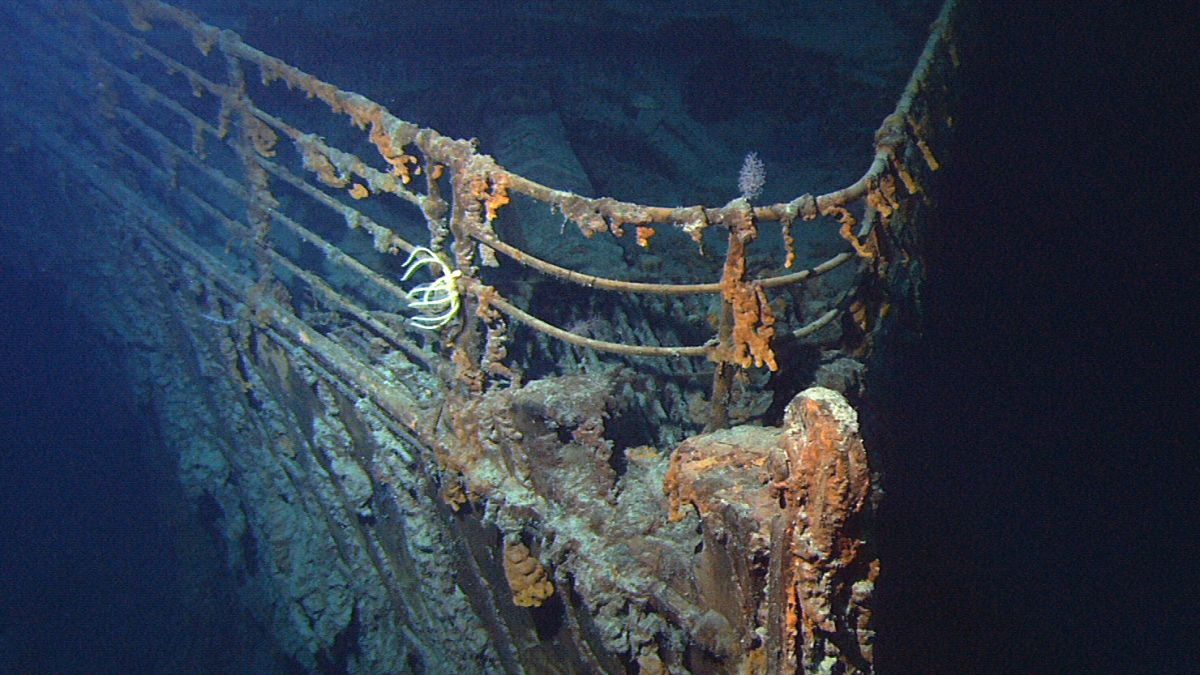 Salvagers may cut open the Titanic and pull out its 'voice', judge rules