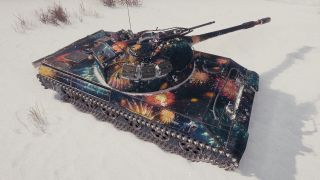 World of Tanks Holiday Ops 2019 gives you decorations for
