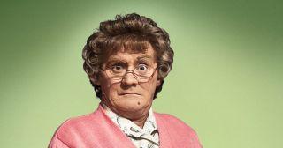 Brendan O'Carroll plays Agnes Brown in Mrs Brown's Boys