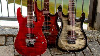 Harley Benton's new Fusion-III guitars