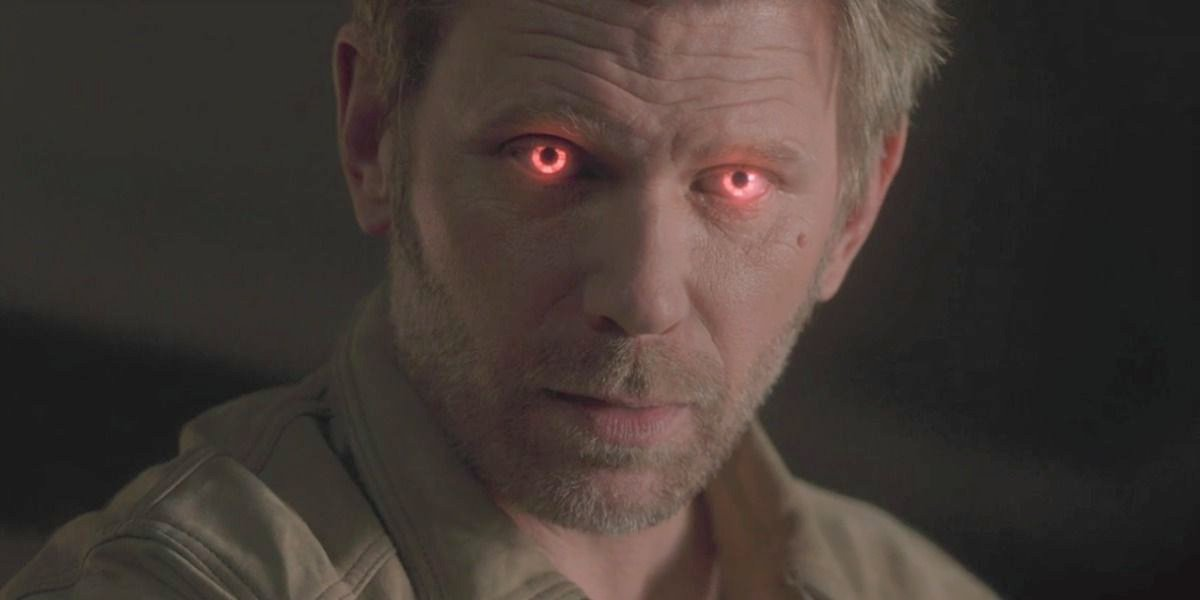 Lucifer in Supernatural.