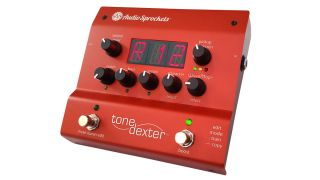 audio sprockets tonedexter pedal promises to make your acoustic s piezo pickup sound more like. Black Bedroom Furniture Sets. Home Design Ideas