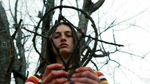 A witch learns her craft in 'Hellbender.'