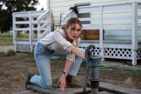 Odessa Young as Frannie Goldsmith in 'The Stand.'