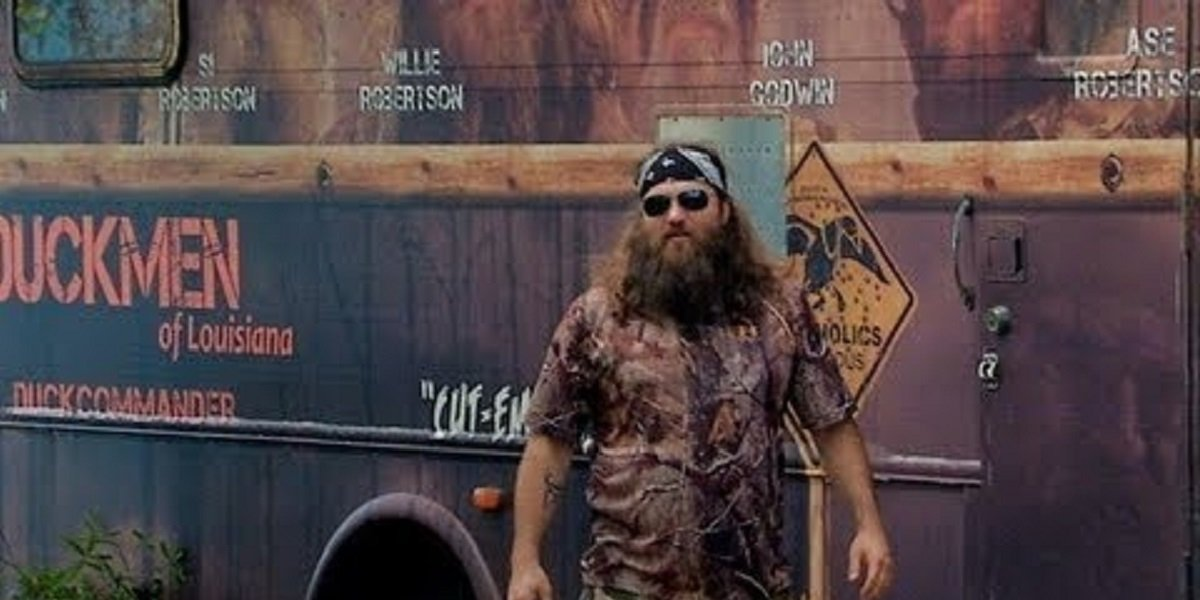 duck dynasty willie robertson drive-by shooting arrest