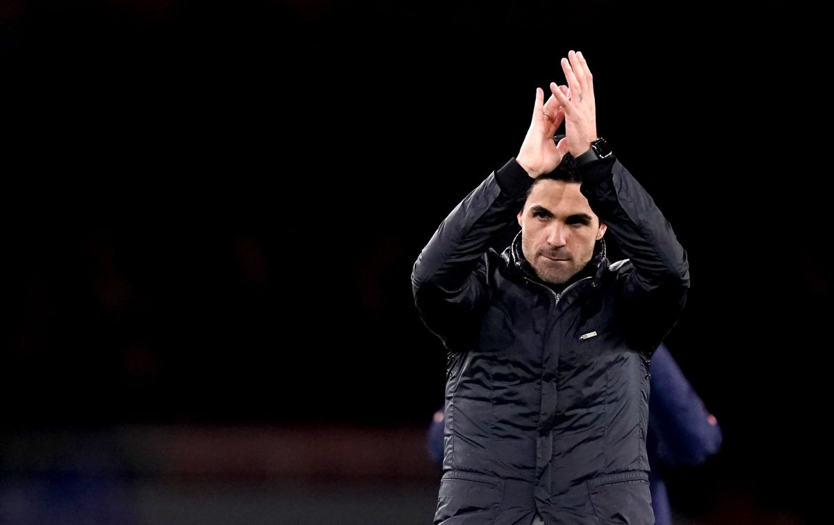 Mikel Arteta ready for 'special' first derby in front of Arsenal fans