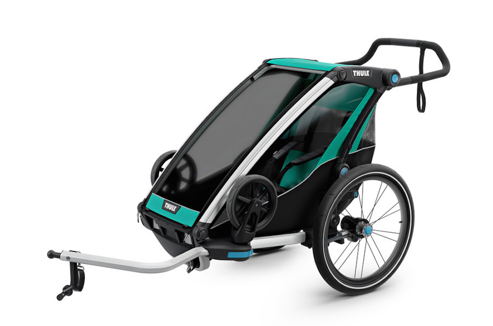 Child on board: A guide to child bike seats and trailers ...