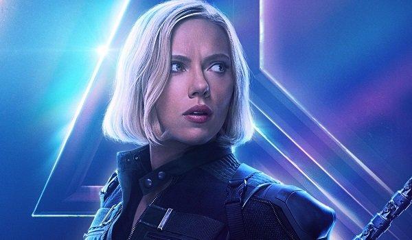 Black Widow Avengers: Endgame Marvel