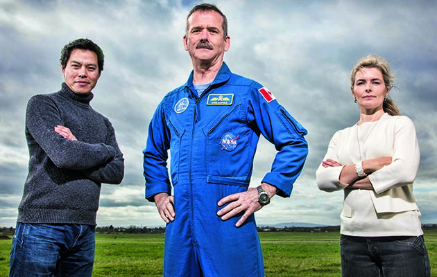 Many of us dream of going into space, but for one of the 12 aspiring astronauts taking part in this fascinating series, fantasy could become a reality.