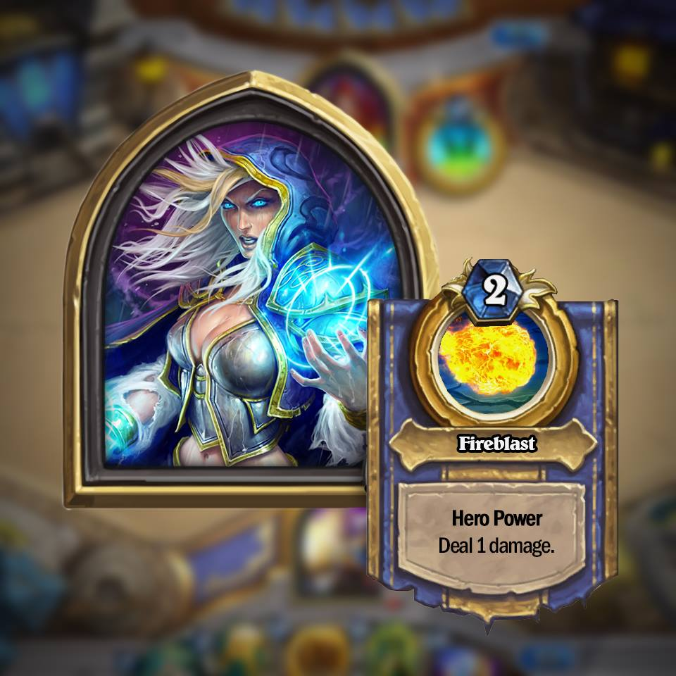 Hearthstone Golden Hero Screenshots And Video Released By Blizzard #30784