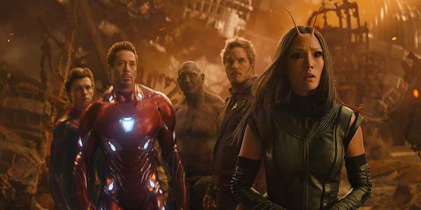 Avengers: Infinity War cast