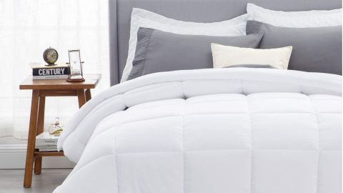 Bedsure Down Alternative Quilted Comforter review