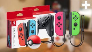 nintendo switch controller cheap