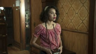 Jurnee Smollett in Lovecraft Country