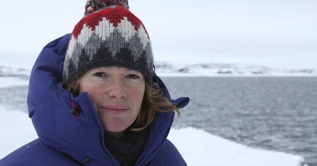 Kate Humble hosts Arctic Live