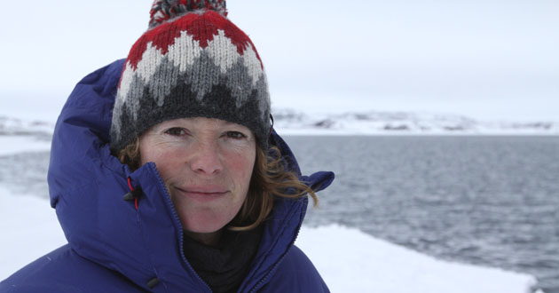 Kate Humble hosts Arctic Live