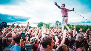 Frank Carter & The Rattlesnakes at 2000 Trees