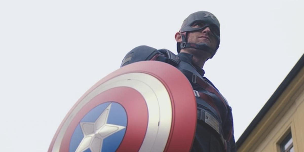 Wyatt Russell as Captain America