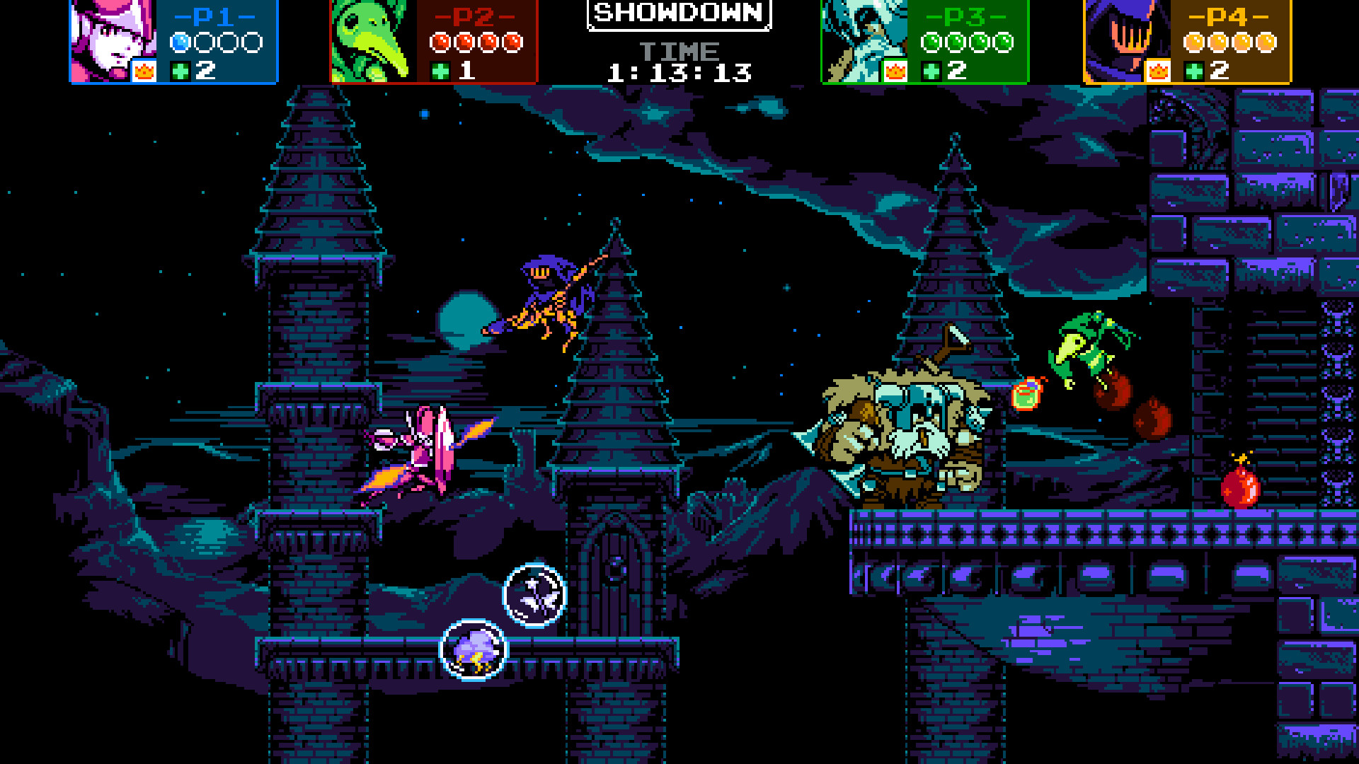 Shovel Knight Showdown And King Of Cards Are Out Today Pc Gamer